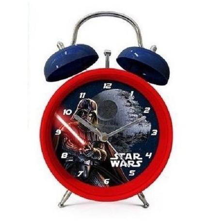 Ceas desteptator Star Wars cu Dark Vador